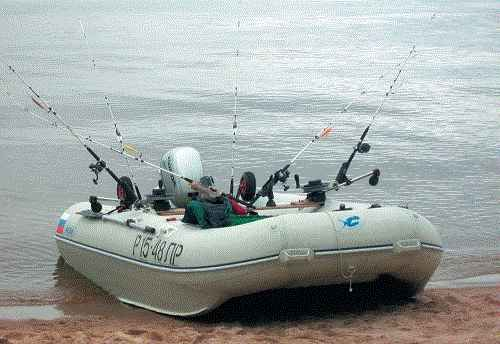 Тюнинг моторных надувных лодок пвх своими руками описание,фото-Корпус лодки пвх