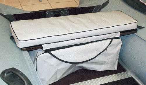 Тюнинг моторных надувных лодок пвх своими руками описание,фото-Мягкие накладки на банки лодки