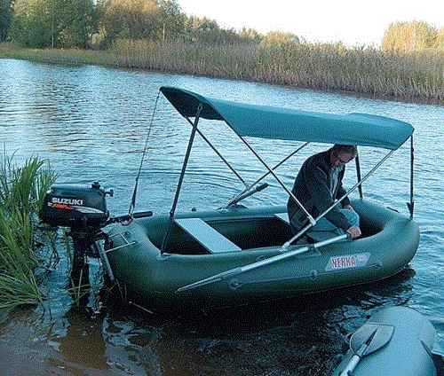 Тюнинг моторных надувных лодок пвх своими руками описание,фото-Тенты для лодок пвх