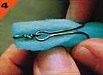 Поролоновые рыбки на двойнике изготовление своими руками,сделать