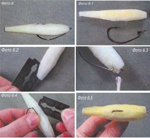 Рыбалка изготовление снастпростое кашпо