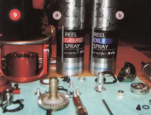Как продлить срок службы катушки для спиннинга-ремонт,смазка