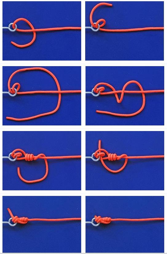узел которым вяжут рыбацкие сети