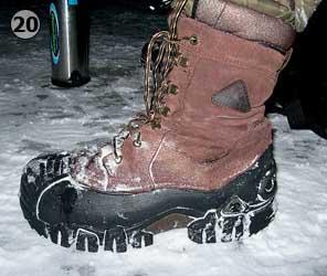 Rocky Jasper Traс Обувь для зимней рыбалки и охоты-тестирование сапог e6ee98a321796