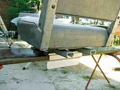 Надувное кресло в лодку своими руками 37