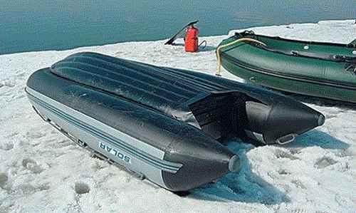 Тюнинг надувных лодок своими руками фото 182