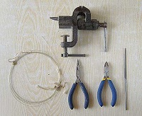Изготовление поводков для спиннинга из струны своими руками
