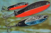 Блесна Kastmaster, способы проводки и техника ловли на кастмастер